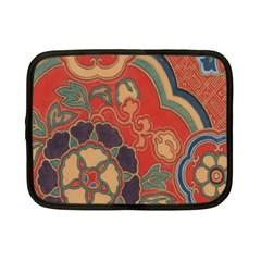 Vintage Chinese Brocade Netbook Case (small)