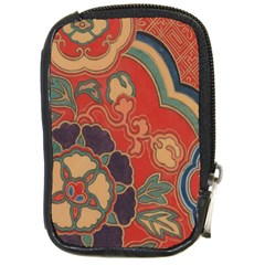 Vintage Chinese Brocade Compact Camera Cases