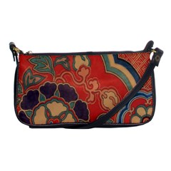 Vintage Chinese Brocade Shoulder Clutch Bags