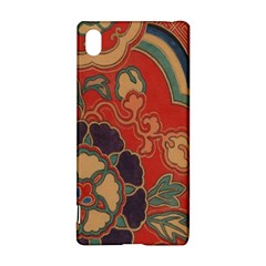 Vintage Chinese Brocade Sony Xperia Z3+