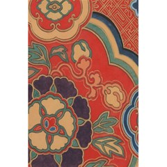 Vintage Chinese Brocade 5 5  X 8 5  Notebooks