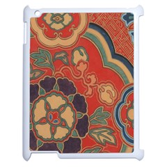 Vintage Chinese Brocade Apple Ipad 2 Case (white)