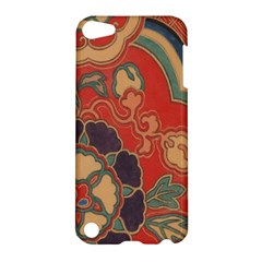 Vintage Chinese Brocade Apple Ipod Touch 5 Hardshell Case