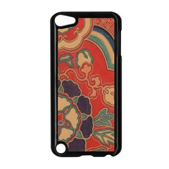 Vintage Chinese Brocade Apple Ipod Touch 5 Case (black)