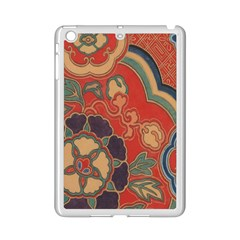 Vintage Chinese Brocade Ipad Mini 2 Enamel Coated Cases