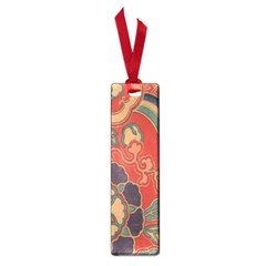 Vintage Chinese Brocade Small Book Marks