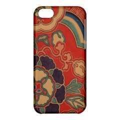 Vintage Chinese Brocade Apple iPhone 5C Hardshell Case