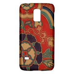 Vintage Chinese Brocade Galaxy S5 Mini