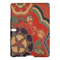 Vintage Chinese Brocade Samsung Galaxy Tab S (10 5 ) Hardshell Case