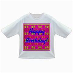 Happy Birthday! Infant/Toddler T-Shirts