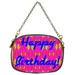 Happy Birthday! Chain Purses (two Sides)