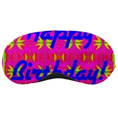 Happy Birthday! Sleeping Masks