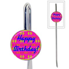 Happy Birthday! Book Mark