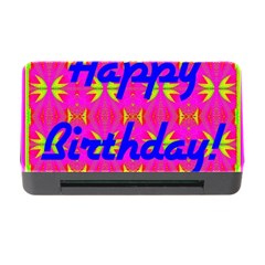 Happy Birthday! Memory Card Reader With Cf