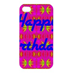 Happy Birthday! Apple iPhone 4/4S Premium Hardshell Case