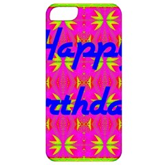 Happy Birthday! Apple Iphone 5 Classic Hardshell Case