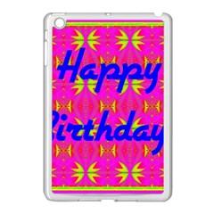 Happy Birthday! Apple Ipad Mini Case (white)