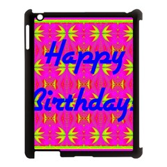 Happy Birthday! Apple Ipad 3/4 Case (black)