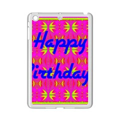 Happy Birthday! Ipad Mini 2 Enamel Coated Cases