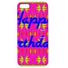Happy Birthday! Apple iPhone 5 Hardshell Case with Stand