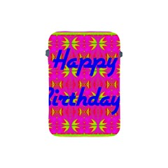 Happy Birthday! Apple Ipad Mini Protective Soft Cases