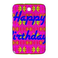 Happy Birthday! Samsung Galaxy Note 8.0 N5100 Hardshell Case
