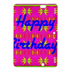 Happy Birthday! Kindle Fire Hdx 8 9  Hardshell Case