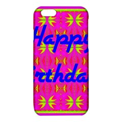 Happy Birthday! iPhone 6/6S TPU Case