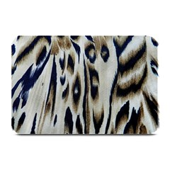 Tiger Background Fabric Animal Motifs Plate Mats