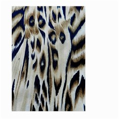 Tiger Background Fabric Animal Motifs Large Garden Flag (two Sides)