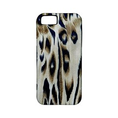 Tiger Background Fabric Animal Motifs Apple Iphone 5 Classic Hardshell Case (pc+silicone)