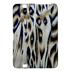 Tiger Background Fabric Animal Motifs Kindle Fire Hd 8 9