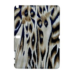 Tiger Background Fabric Animal Motifs Galaxy Note 1