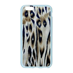 Tiger Background Fabric Animal Motifs Apple Seamless iPhone 6/6S Case (Color)