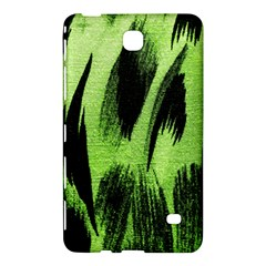 Green Tiger Background Fabric Animal Motifs Samsung Galaxy Tab 4 (8 ) Hardshell Case