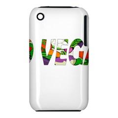 Go vegan iPhone 3S/3GS