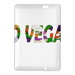 Go vegan Kindle Fire HDX 8.9  Hardshell Case