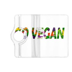Go vegan Kindle Fire HD (2013) Flip 360 Case
