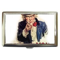 Uncle Sam Cigarette Money Cases
