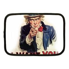 Uncle Sam Netbook Case (Medium)
