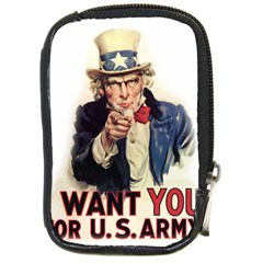 Uncle Sam Compact Camera Cases