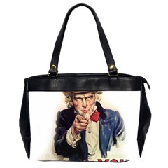 Uncle Sam Office Handbags (2 Sides)