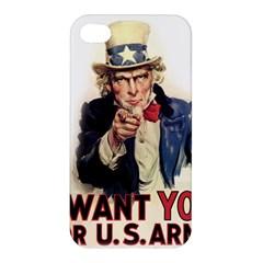 Uncle Sam Apple iPhone 4/4S Premium Hardshell Case