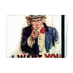 Uncle Sam Apple iPad Mini Flip Case
