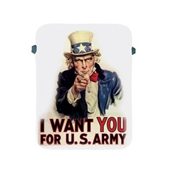 Uncle Sam Apple iPad 2/3/4 Protective Soft Cases