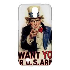 Uncle Sam Samsung Galaxy Mega 6.3  I9200 Hardshell Case