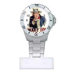 Uncle Sam Plastic Nurses Watch