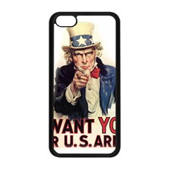 Uncle Sam Apple iPhone 5C Seamless Case (Black)