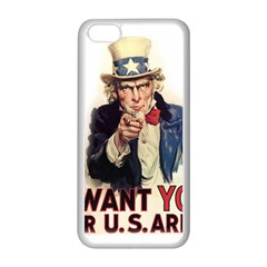 Uncle Sam Apple iPhone 5C Seamless Case (White)