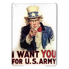 Uncle Sam iPad Air Hardshell Cases
